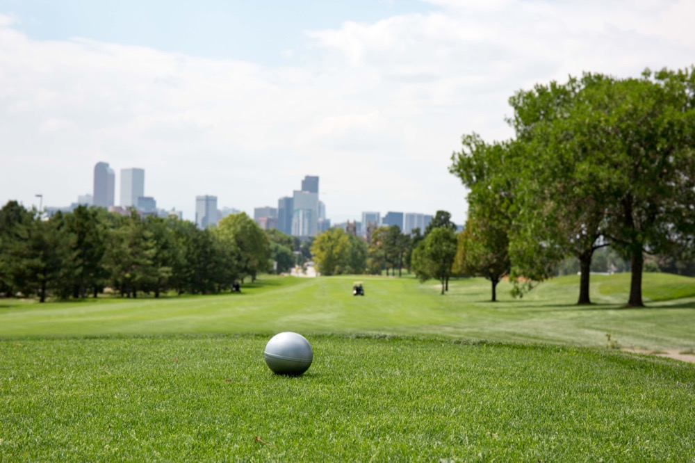 City Park Golf Course. (Goshen Carmel for Denverite)