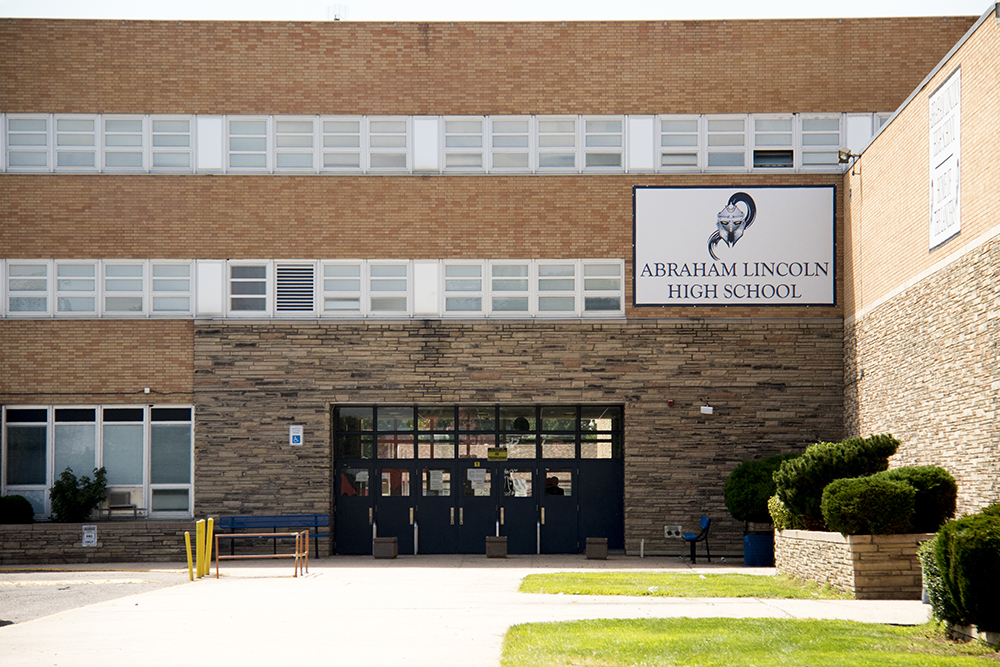 Abraham Lincoln High School. (Kevin J. Beaty/Denverite)