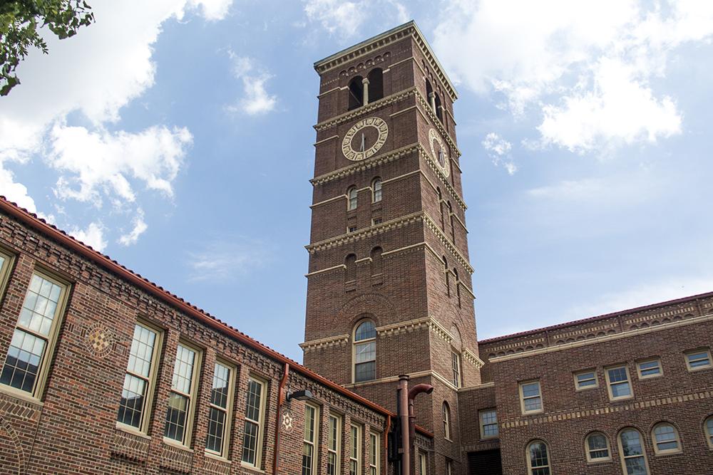 South High School. (Kevin J. Beaty/Denverite)