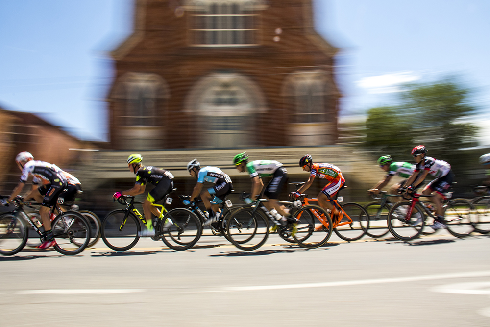 The men's final criterium at Velorama Colorado, Aug. 13, 2017. (Kevin J. Beaty/Denverite)  denver; five points; rino; colorado classic; velorama; bicycle; bike; race; denver; colorado; denverite; kevinjbeaty;