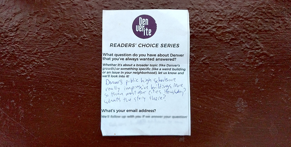 A readers' choice inquiry.