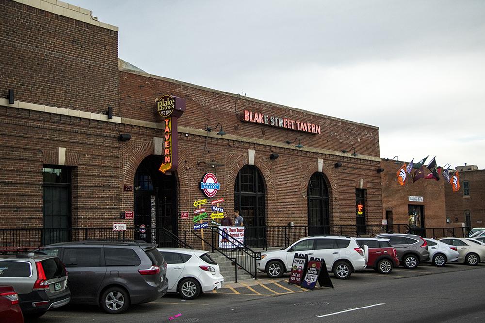 Blake Street Tavern. (Kevin J. Beaty/Denverite)  denver; colorado; denverite; kevinjbeaty; ballpark; five points;