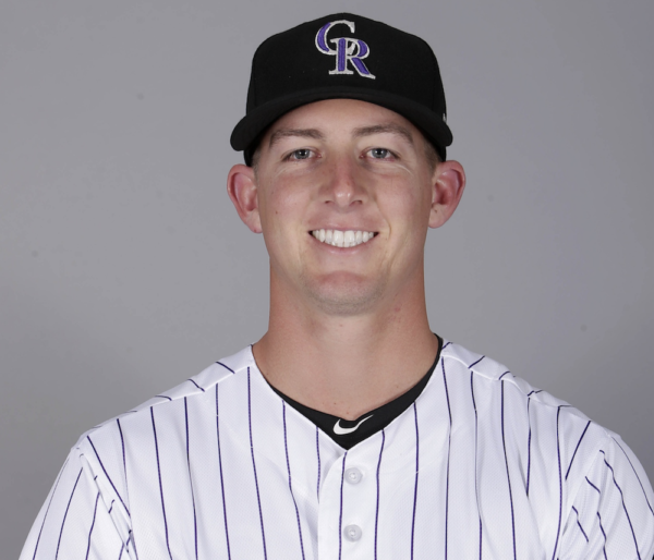 The Rockies called up No. 3 prospect Ryan McMahon on Friday. (Rick Scuteri/USA Today Sports)