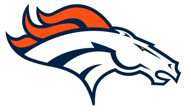 Here's the logo displayed correctly. (Presented under fair use/Copyright Denver Broncos)
