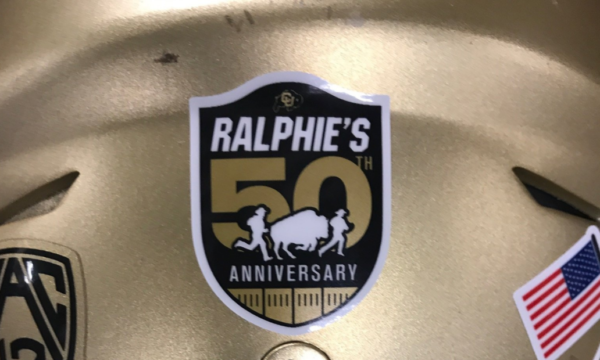 This marks the 50th year Colorado football will have a live buffalo run around its field before a game. (Screen shot via CU Buffs)