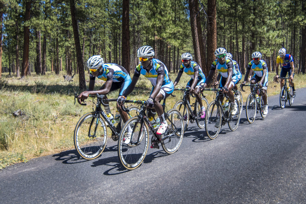 Team Rwanda Cycling (Skyler Bishop)