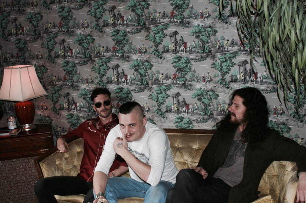 The Yawpers. (Bloodshot Records / Demi Demitro)