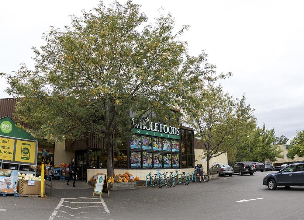 Whole Foods Market, 11th Avenue. (Kevin J. Beaty/Denverite)  denver; colorado; denverite; kevinjbeaty; capitol hill; grocery store;