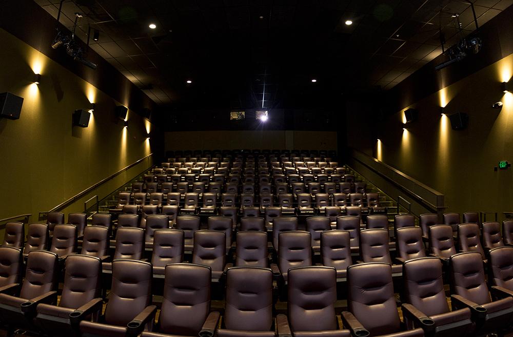 Inside the Sie FilmCenter, Sept. 14, 2017. (Kevin J. Beaty/Denverite)