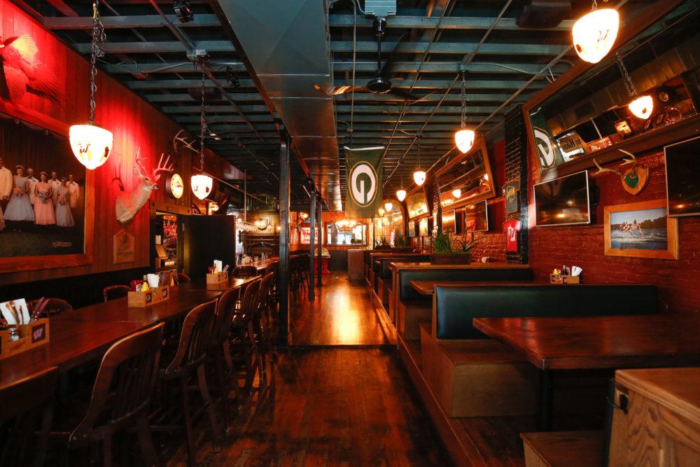 Wally's Wisconsin Tavern. (Courtesy of B Public Relations)