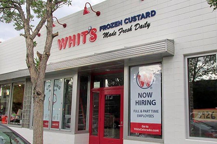 Whit's Frozen Custard.  (Dave B./Yelp)