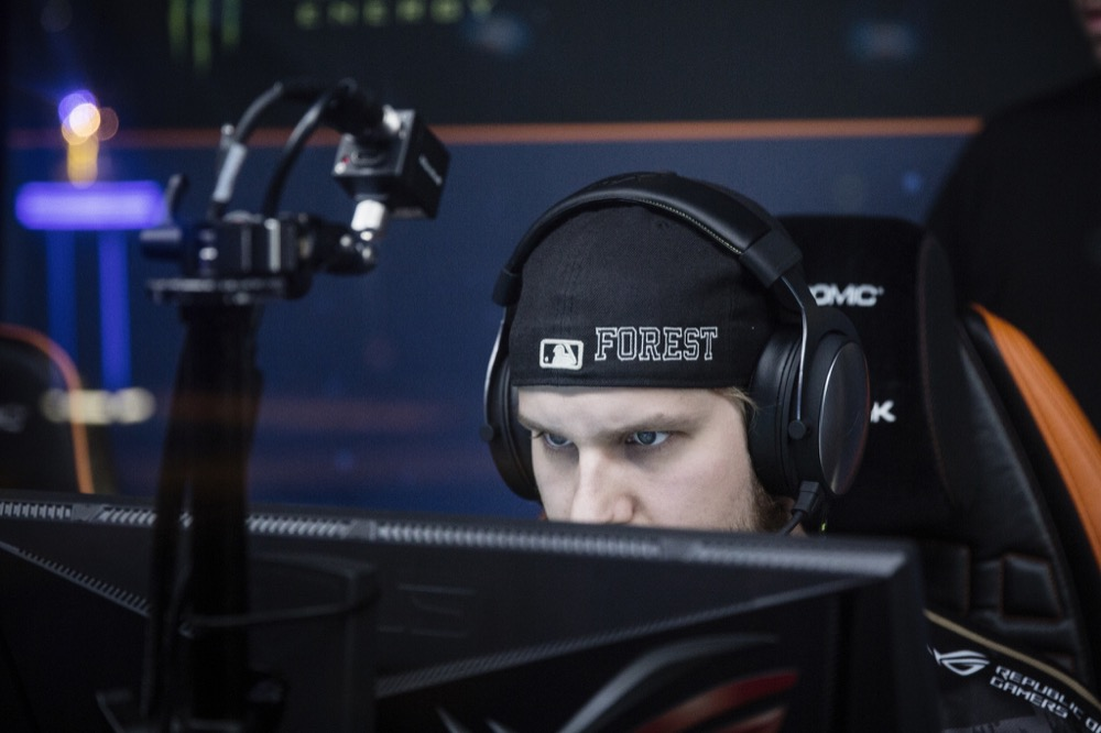 The new face of sporting? (Courtesy DreamHack)