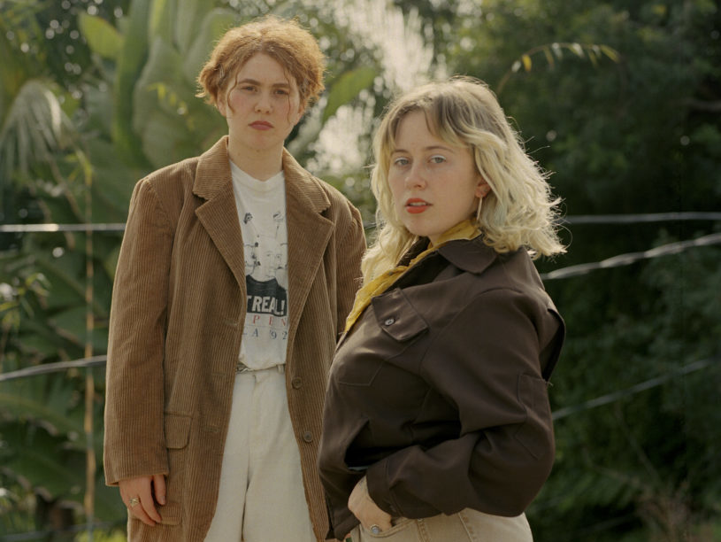 Girlpool. (Courtesy of ANTI-)
