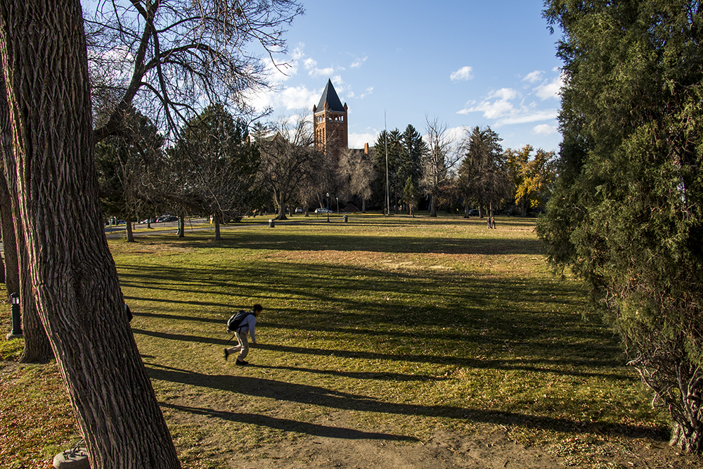 The former Lortetto Heights campus in Harvey Park South, Nov. 2, 2017 (Kevin J. Beaty/Denverite