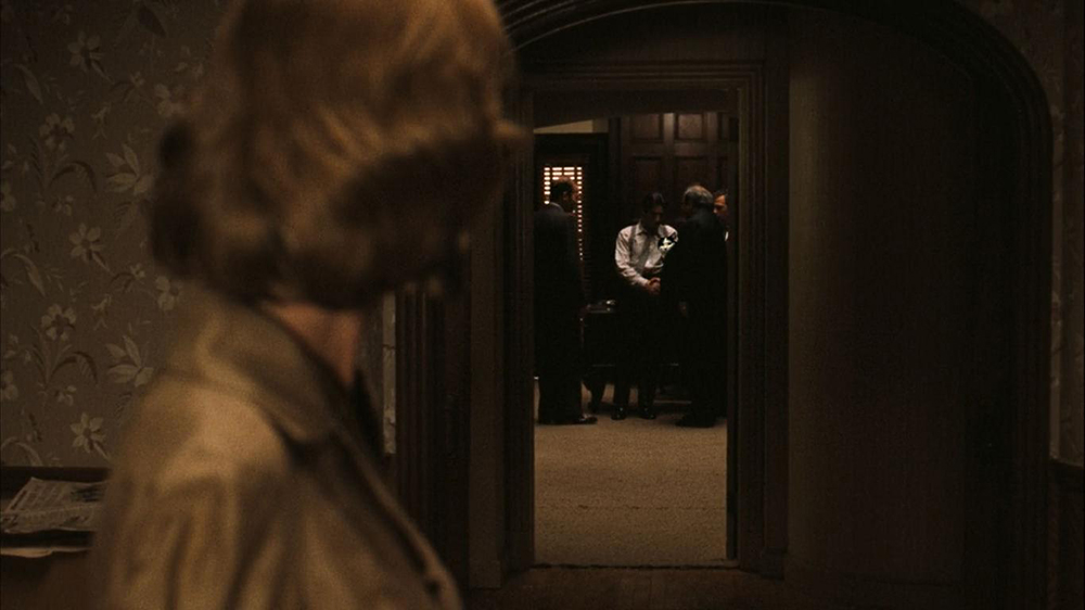 This is a scene from The Godfather. (klaatu_1981/Reddit)