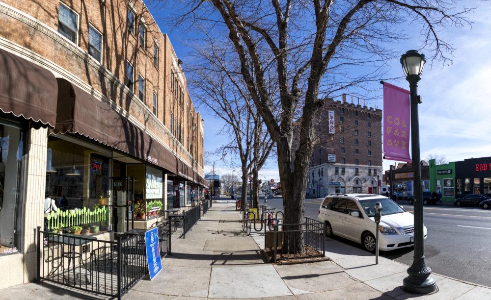 SAME Cafe, East Colfax Avenue, Nov. 15, 2017. (Kevin J. Beaty/Denverite)  denver; colorado; denverite; kevinjbeaty; same cafe; food insecurity; colfax; city park west; food; restaurant;