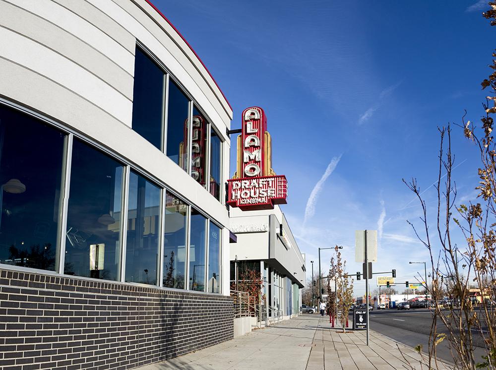Alamo Draft House. Sloans Denver, Nov. 16, 2017. (Kevin J. Beaty/Denverite)  denver; colorado; denverite; kevinjbeaty; sloans lake; sloans denver; development; residential real estate;