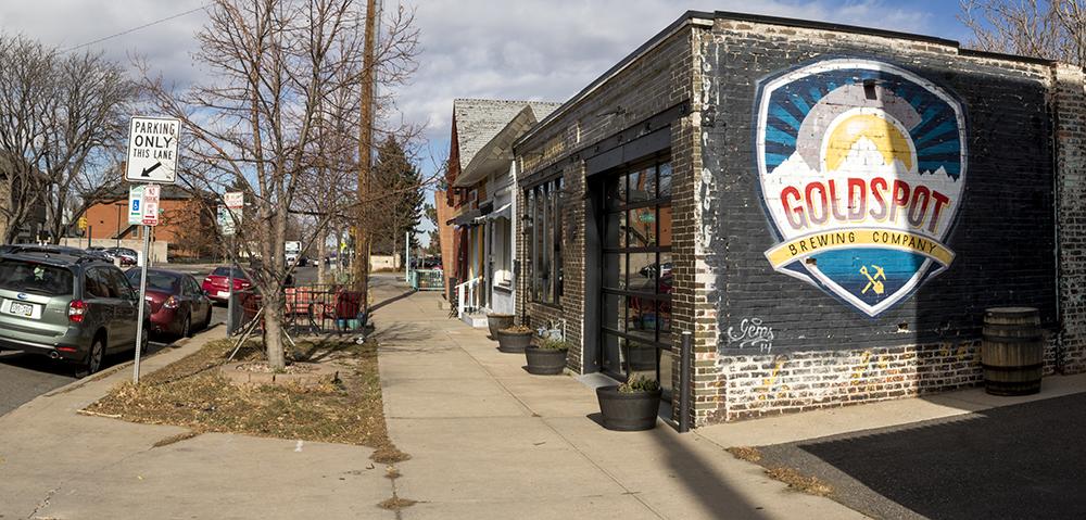 Goldspot Brewing Co. (Kevin J. Beaty/Denverite)  denver; colorado; denverite; kevinjbeaty; brewery; beer; nightlife; regis;