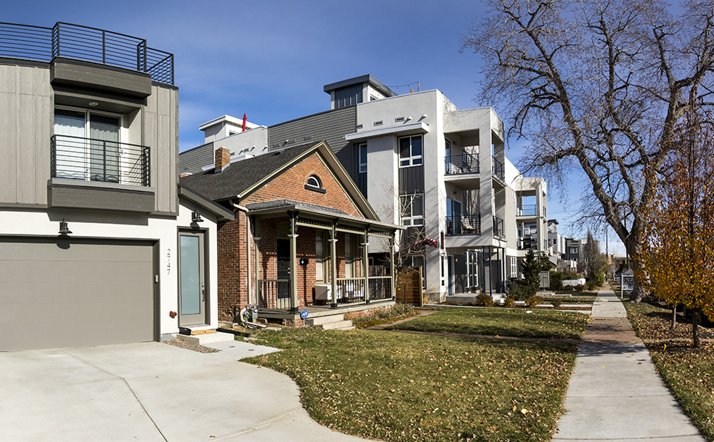 2745 W. 25th Ave. Jefferson Park, Nov. 20. (Kevin J. Beaty/Denverite)  denver; colorado; jefferson park; denverite; kevinjbeaty; children's museum; residential real estate; development; fugly;