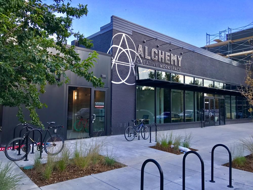 Alchemy Creative Workspace. (Courtesy of Denver Community Planning and Development)