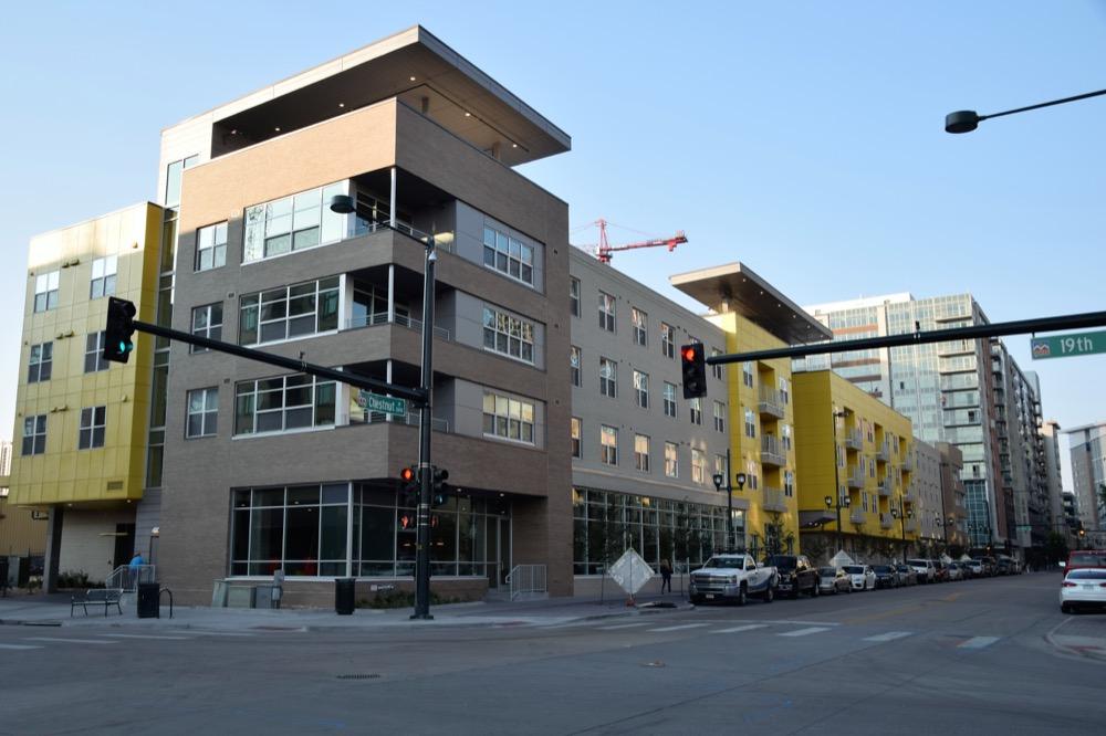 Ashley Union Station. (Courtesy of Denver Community Planning and Development)