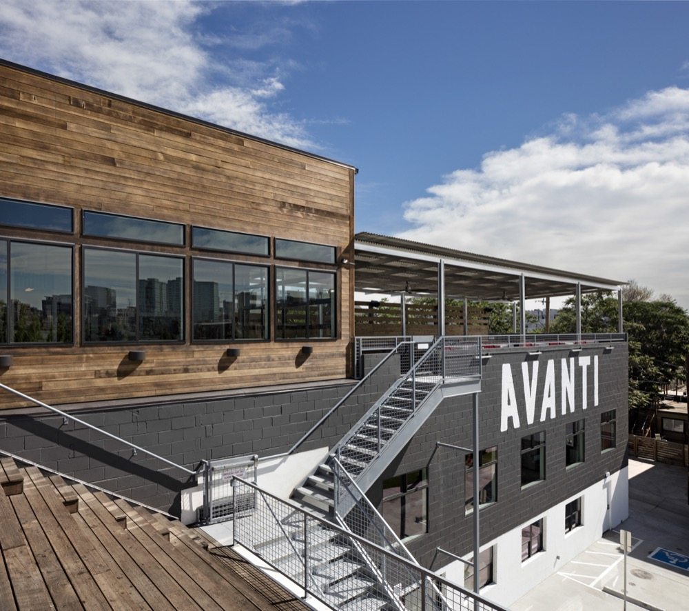Avanti Food and Beverage. (Courtesy of Denver Community Planning and Development)