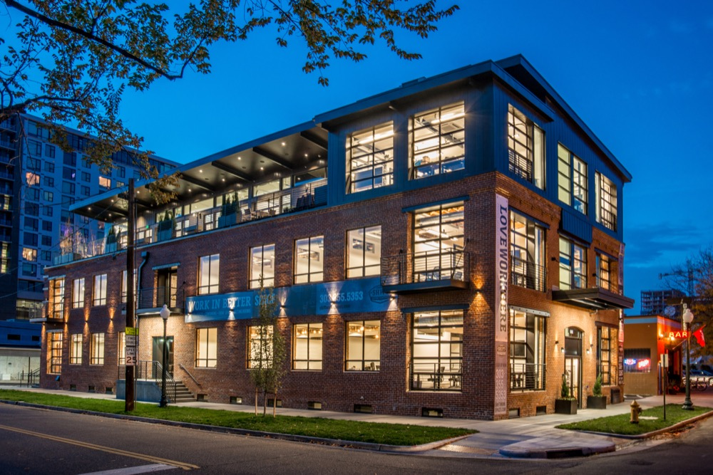Shift Workspaces-Bannock, 1001 N. Bannock St. (Courtesy of Denver Community Planning and Development)