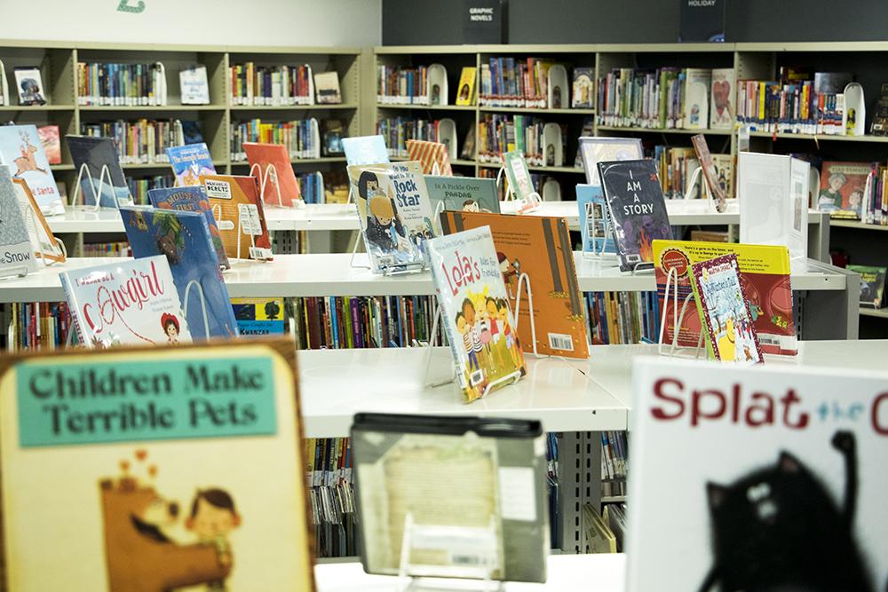 The Ford-Warren Branch Library, Five Points, Dec. 13, 2017. (Kevin J. Beaty/Denverite)  denver; colorado; denverite; kevinjbeaty; five points; denver public library; library building;