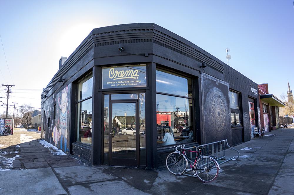 Crema Coffee House, Five Points. (Kevin J. Beaty/Denverite)  coffee shops; food; denver; colorado; denverite; kevinjbeaty; five points; rino;