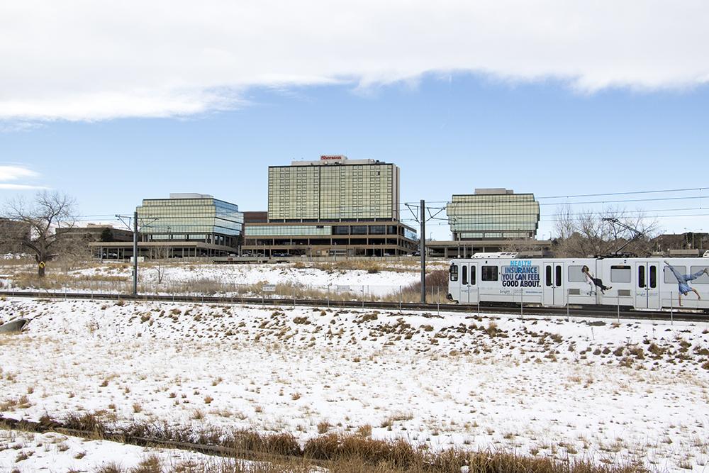 Federal Center Station surplus property area 1, Lakewood, Jan. 24, 2018. (Kevin J. Beaty/Denverite)  real estate; lakewood; colorado; denverite; kevinjbeaty; rtd; train; light rail;