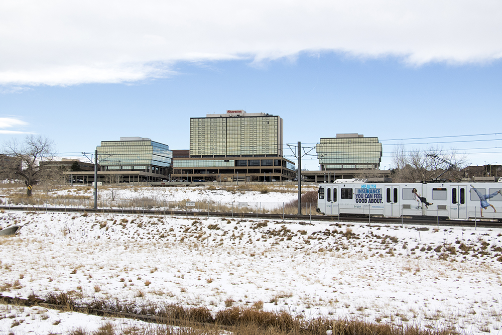 Federal Center Station surplus property area 1, Lakewood, Jan. 24, 2018. (Kevin J. Beaty/Denverite)  real estate; lakewood; colorado; denverite; kevinjbeaty; rtd; train; light rail;