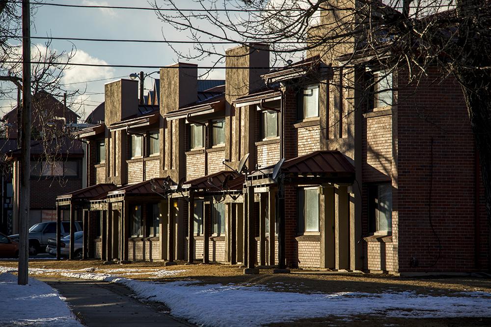 The 10000 block of Alcott Way, Sun Valley, Jan. 26, 2018. (Kevin J. Beaty/Denverite)  denver; colorado; denverite; kevinjbeaty; sun valley; residential real estate;