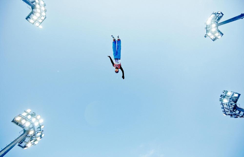 Sochi 2014, Olympic Winter Games Rosa Khutor Extreme Park, Sochi, Russia. (Courtesy of IOC/Jason Evans)