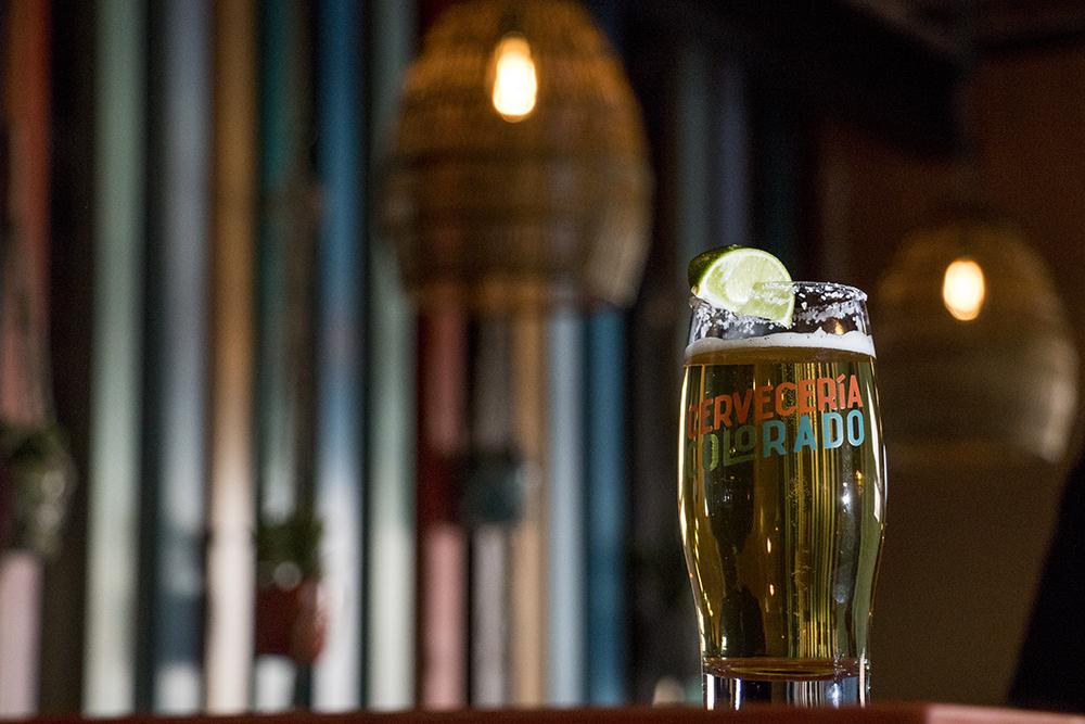 Cervecería Colorado on Platte Street, April 25, 2018. (Kevin J. Beaty/Denverite)  denver; denverite; highland; colorado; kevinjbeaty; nightlife; bars; brewery;