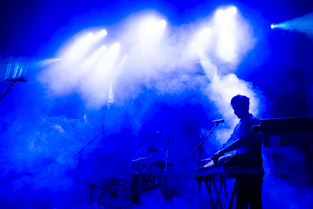 MONAKR plays the Bluebird Theater. (Courtesy: Kevin J. Beaty)  denver; colorado; denverite; kevinjbeaty; nightlife; colfax; bluebird; music;