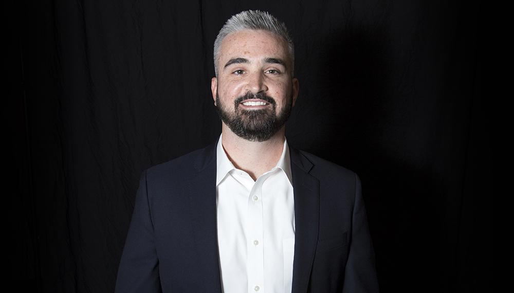 Matt Connelly. Who's Next: Politics. (Kevin J. Beaty/Denverite)  events; who's next; headshots;