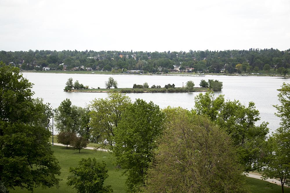 Sloan Lake. May 21, 2018. (Kevin J. Beaty/Denverite)