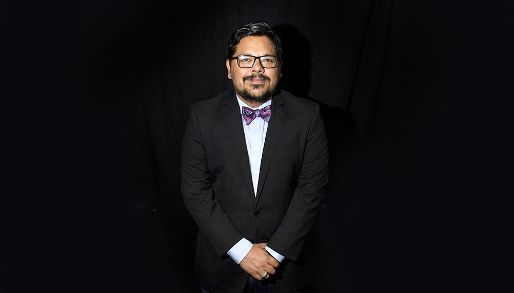 Juan Gallegos. Who's Next: Politics. (Kevin J. Beaty/Denverite)  events; who's next; headshots;