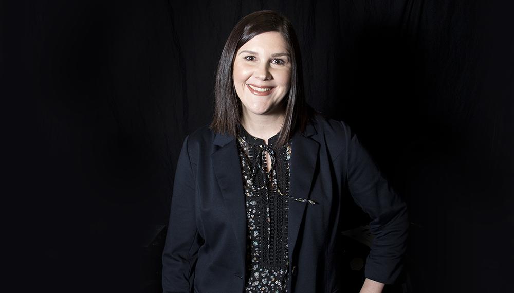 Brittany Morris Saunders. Who's Next: Politics. (Kevin J. Beaty/Denverite)  events; who's next; headshots;