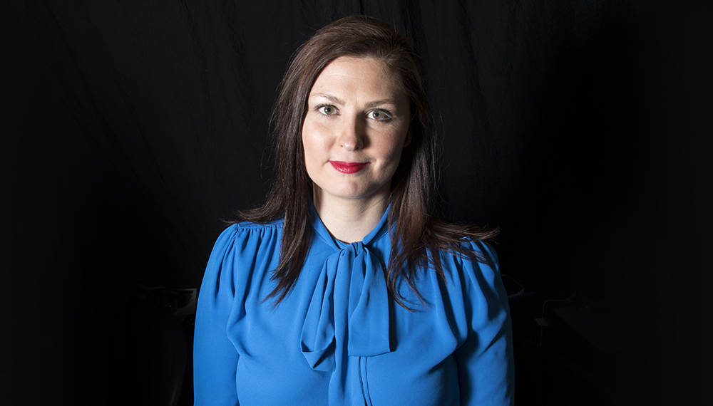 Danielle Glover. Who's Next: Politics. (Kevin J. Beaty/Denverite)  events; who's next; headshots;