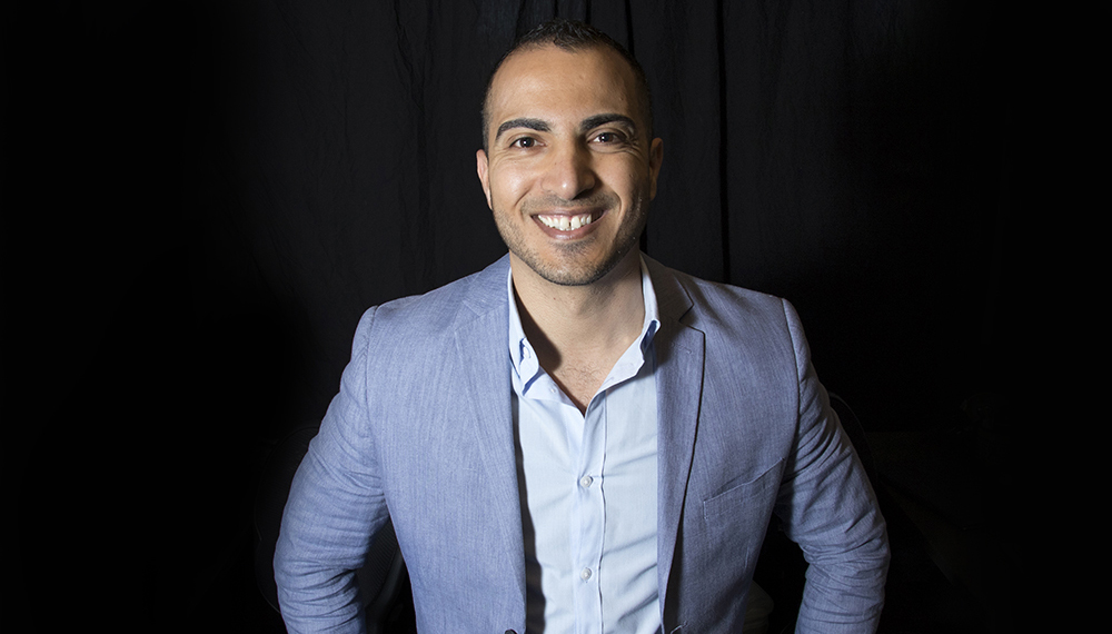Maytham Alshadood. Who's Next: Politics. (Kevin J. Beaty/Denverite)  events; who's next; headshots;