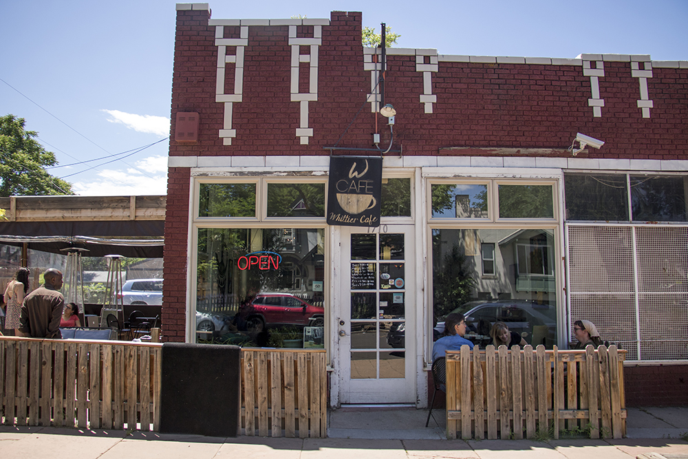 Whittier Cafe, May 30, 2018. (Kevin J. Beaty/Denverite)