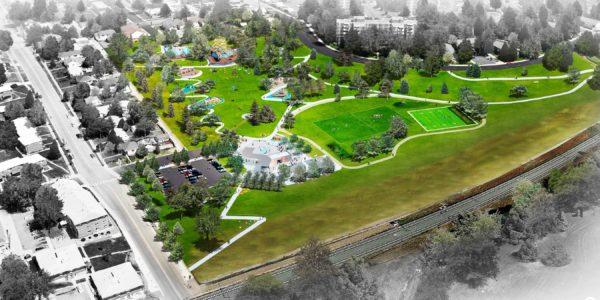Paco Sanchez Park renderings
