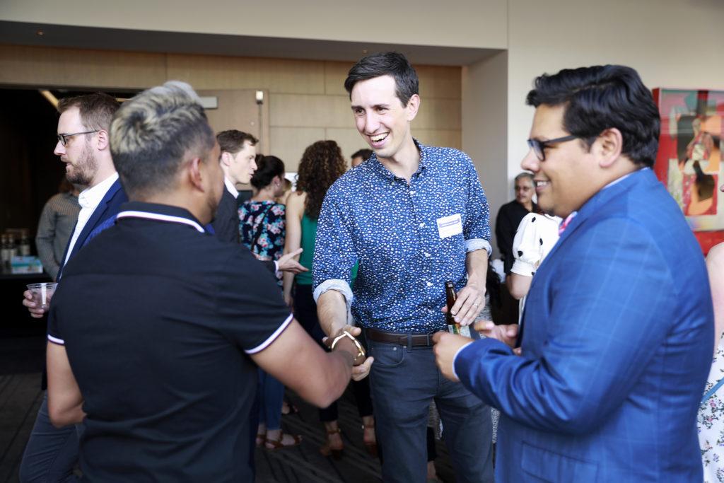"Denverite's ""Who's Next: Politics"" gala at the ART Hotel, June 7, 2018. (Alyson McClaran for Denverite)"