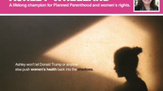 An image of a mailer funded by Planned Parenthood of the Rocky Mountains Action Fund. (Courtesy PPRMAF)