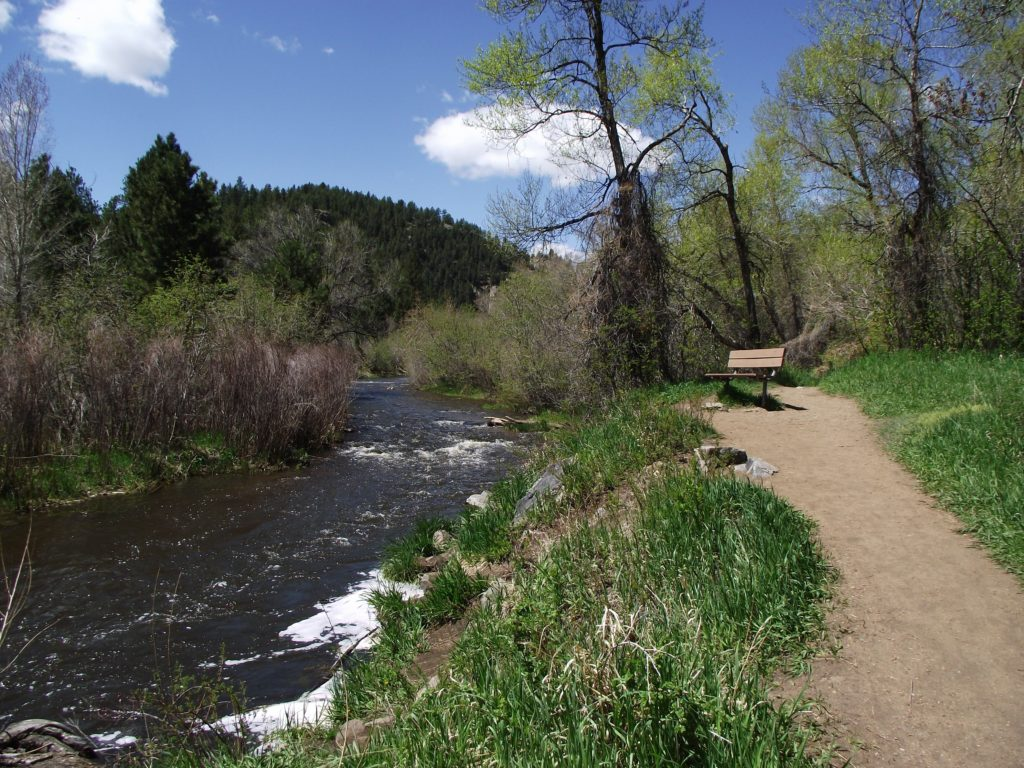 Bear Creek in Lair O' The Bear Park. (Footwarrior/Wikimedia Commons/CC 3.0)