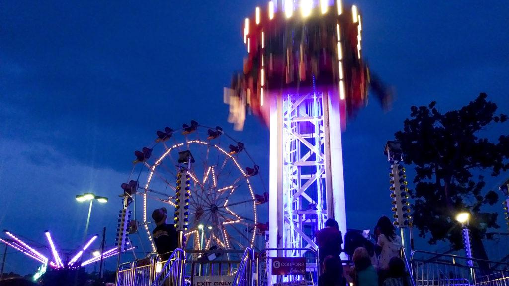 Lakeside Amusement Park, Aug. 25, 2018. (Kevin J. Beaty/Denverite)