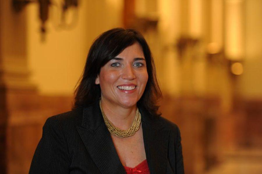 Colorado Education Association President Amie Baca-Oehlert. (Courtesy of CEA)
