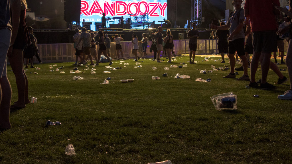 Grandoozy at Overland Golf Course, Sept. 14, 2018. (Kevin J. Beaty/Denverite)