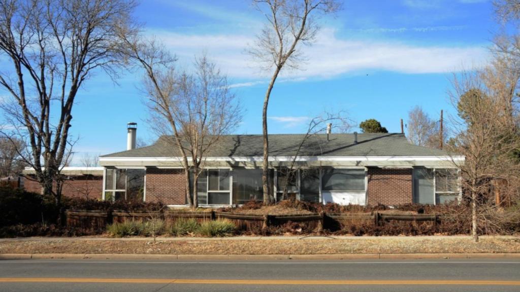 The Henderson House in the Skyland neighborhood. (Shannon Schaefer Stage, Historic Denver)